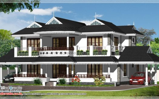 Kerala-model-Elevations