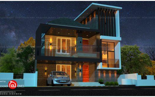 Contemporary European Modern House Plans