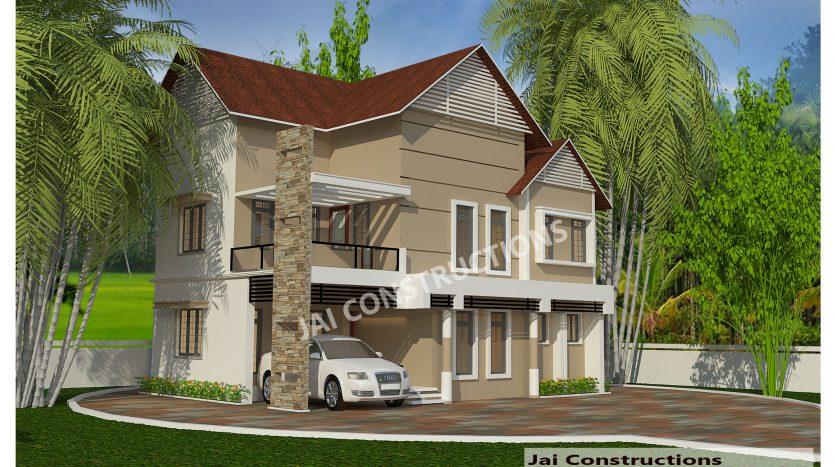 Victorian Model House design
