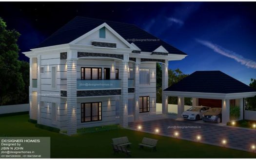 TRADITIONAL BUNGALOW MODEL DESIGNS