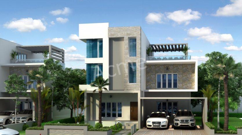 Contemporary house design plans