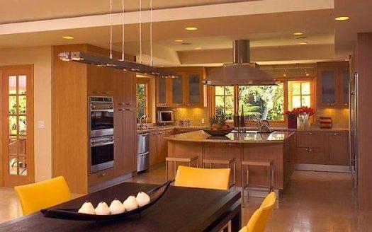 Traditional Type Open Kitchen Kerala