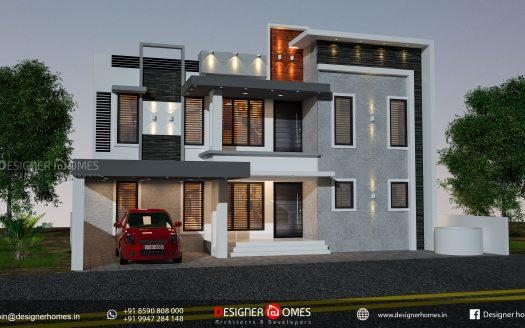 Kerala Model Home Design