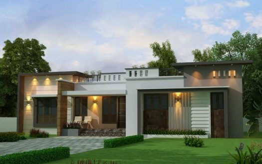 Low Budget Houses in Kerala