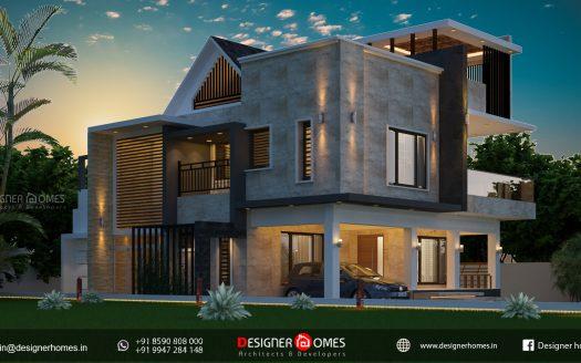 kerala house design photos