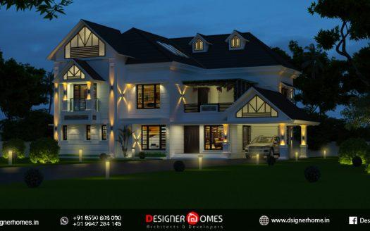 European model house plans